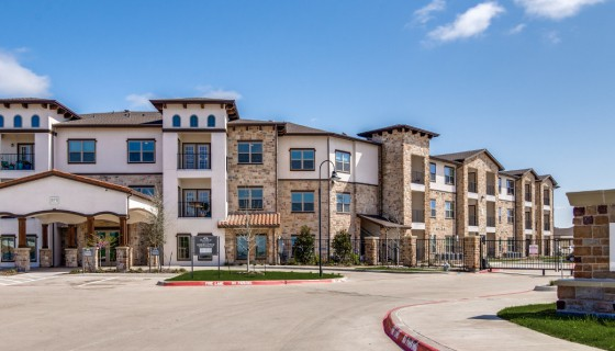 Palladium Van Alstyne Senior Living