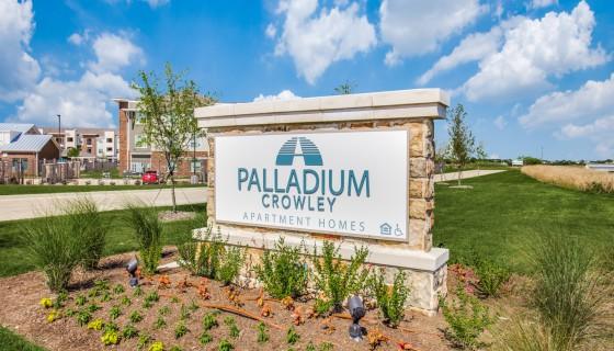 Palladium Crowley