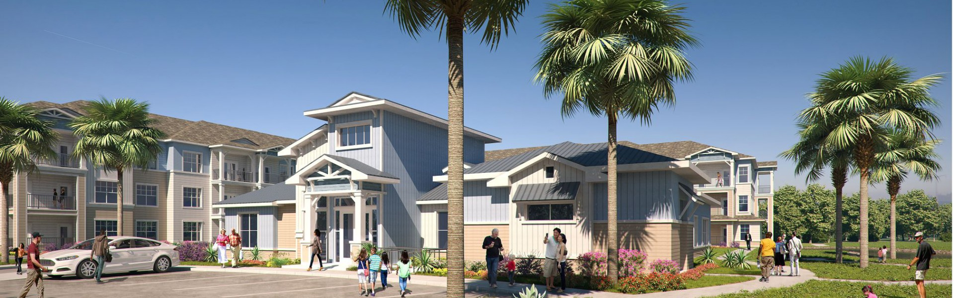 Palladium Port Aransas - Occupancy Spring 2022!