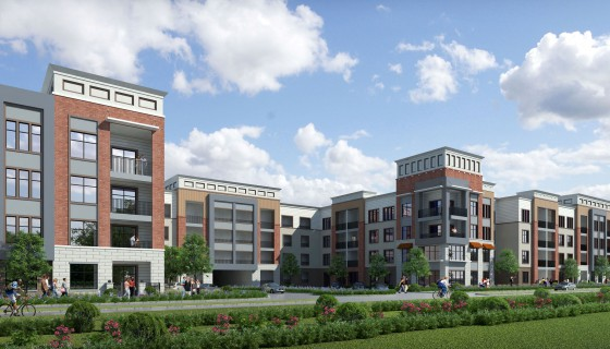 Palladium RedBird - Move In Spring 2021!