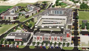 The District at Little Elm - Construction Begins March2021!